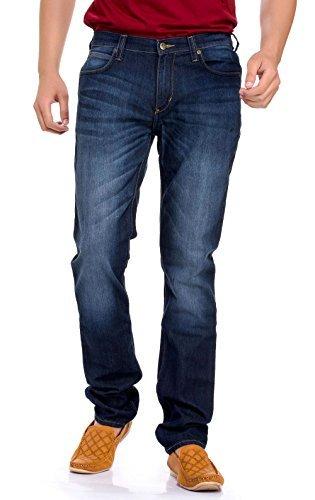 fd5e0f89 Lee 8903252655092 Jeans Bruce Slim Fit Stretch Denim Mens Jeans 34  Lejn2887- Price in India