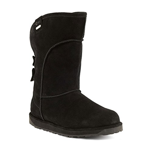 CHARLOTTE EMU WATERPROOF BOOT Noir