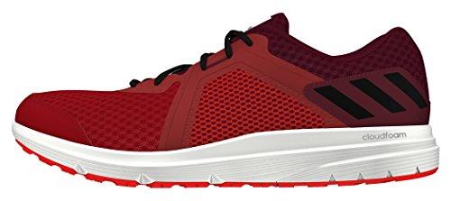 adidas Galactic 2 M, Scarpe da Corsa Uomo Rouge - Rojo (Buruni / Negbas / Rojpot)