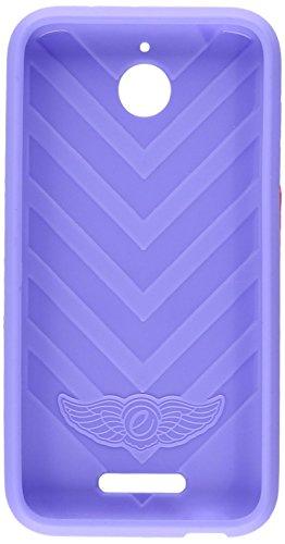 Eagle Cell Hybrid-Schutzhülle für HTC Desire 510, aus thermoplastischem Polyurethan (TPU), Light Purple/Pink