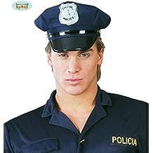 Cappello da poliziotto bimbo. Guirca fiestas gui13959 – Polizia Cappello 1609f184b774