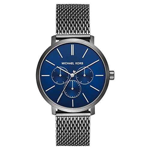 Michael Kors Blake Grey Stainless Steel Men's Watch MK8678