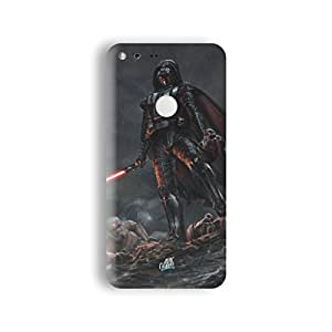 Premium Quality Back Cover for Google Pixel by AMC Creations
