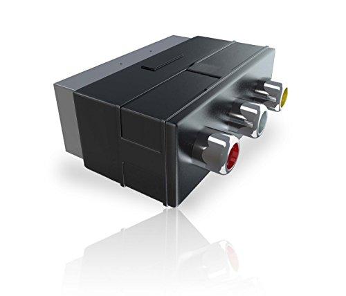 Act AV Scart 20 pin Stecker auf 3 RCA Buchse/Stecker -