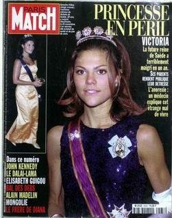 PARIS MATCH N° 2533 du 11-12-1997 PRINC...
