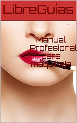 Manual Profesional para maquillaje