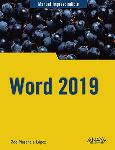 Libro Word 2019