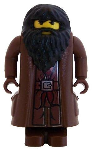 LEGO HARRY POTTER - Minifigur HAGRID - RIESE aus dem Set 4709 mit gelbem Kopf - wie abgebildet