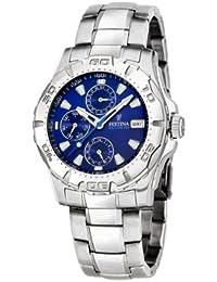 Festina Sport 16242/A Unisex Quartz Watch With Metal Band