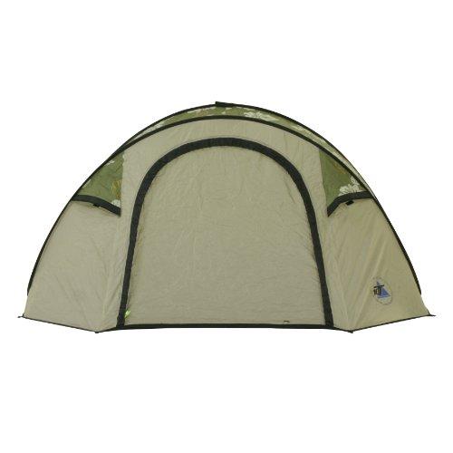 10t camping zelt flowerpop 3 pop up wurfzelt mit schlafkabine f r 2 personen automatik zelt mit. Black Bedroom Furniture Sets. Home Design Ideas