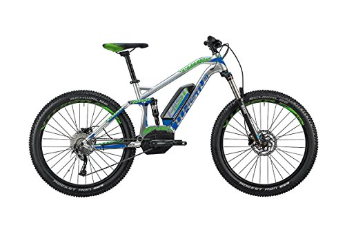 "Whistle E-Bike B-Rush PLUS LTD 27.5"" 9-V taglia 41 Bosh CX Cruise 400Wh PURION 2018 (eMTB All Mountain) / E-Bike B-Rush PLUS LTD 27.5\"" 9-S size 41 Bosh CX Cruise 400Wh PURION 2018 (eMTB All Mountain)"