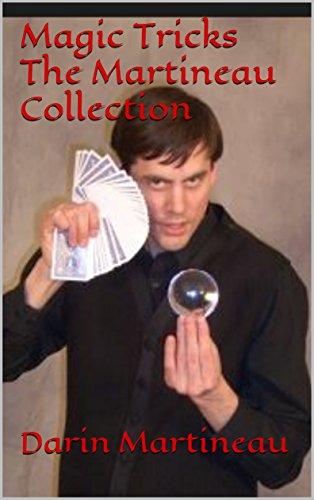Magic Tricks The Martineau Collection (English Edition)