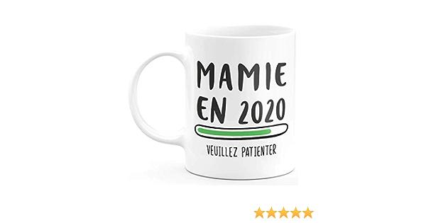 """Nouveau Grandad Mug /""""Tu vas être un des grands-pères/"""" Grossesse Annonce Bébé"""