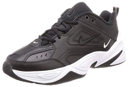 Nike Damen W M2k Tekno Fitnessschuhe, Schwarz Black/White 005, 39 EU