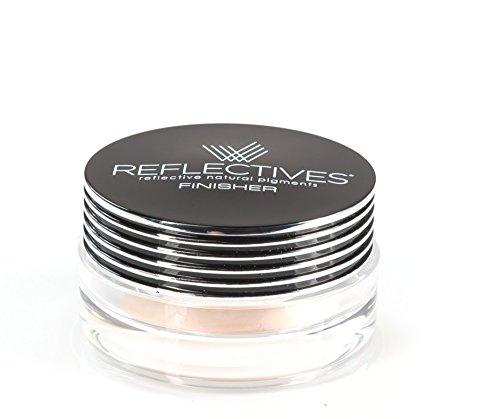 Finisher/Highlighter Puder/Weichzeichner Make up/pure & mat/Finisher für schnell nachfettende,...