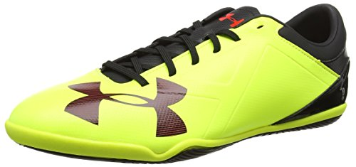 Under Armour Ua Spotlight In, Chaussures de Football Homme Jaune (High-vis Yellow 731)