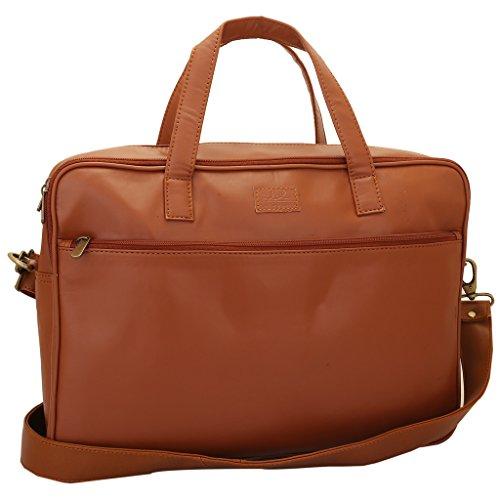 Lapis O Lupo Apricot Unisex Laptop Bag (Tan)