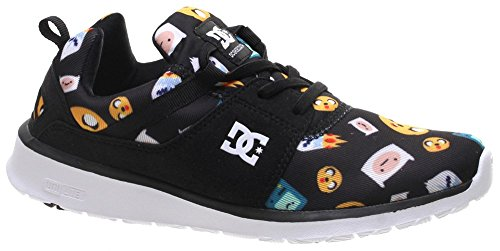 DC Shoes Heathrow X AT - Chaussures pour garçon ADBS700046 Multi-Couleurs - Multi