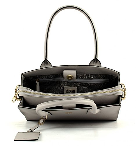 PICARD Miranda Handbag M Rose Kiesel (Gris)
