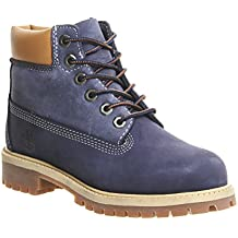 Timberland 6 Inch Premium Junior Boots (A14ZD)