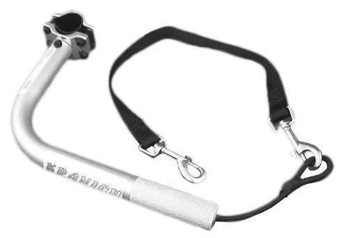 Produkt: Hundeleine Sattelstützbefestigung