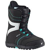 Burton Coco–Botas para snowboard, mujer, Coco, Black/Teal