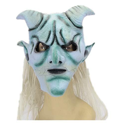 WHLMJ Halloween Verkleidet Als Eine Terroristenmaske Maske