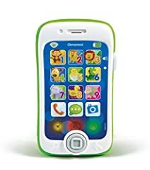 Idea Regalo - Clementoni 14969 - Giochi Elettronici, Smartphone Touch & Play