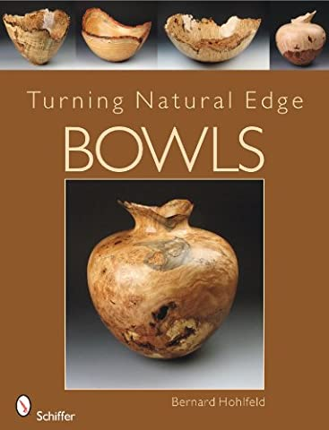 Turning Natural Edge Bowls
