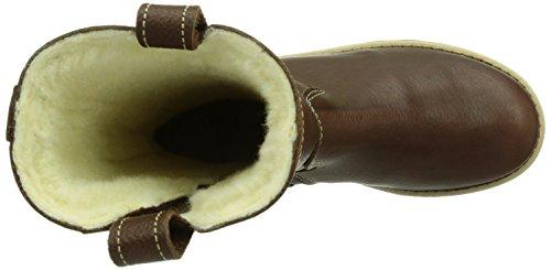 Kavat Skoghall, Boots mixte enfant Marron (19 Darkbrown)