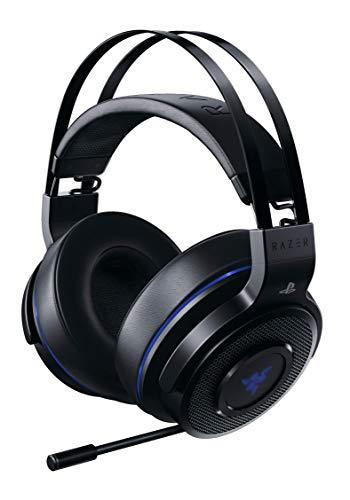 Razer Thresher für PS4 - Wireless/Wired PS4 Gaming-Headset - Schwarz
