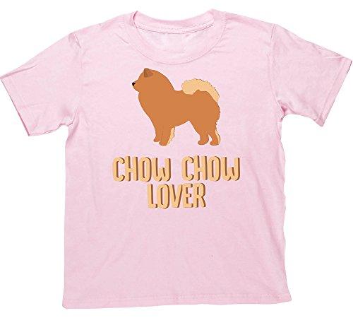hippowarehouse-chow-chow-lover-kids-short-sleeve-t-shirt