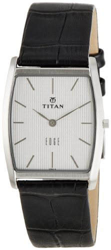 41LwAl2y6QL - Titan 1730SM01 Edge Silver Mens NE1044SL01 watch