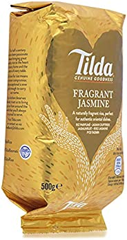 Tilda Fragrant Jasmine Rice, 500 g