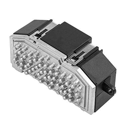 Price comparison product image Blower Motor Resistor,  Precise Control Blower Speed Heater Blower Fan Motor Resistor 3C0907521F