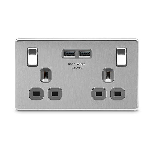 bg-electrical-nexus-fbs22u3g-flat-plate-brushed-steel-double-switch-socket-with-31-a-usb