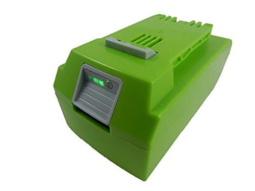 Preisvergleich Produktbild vhbw Li-Ion Akku 4000mAh (24V) für Elektro Werkzeug Greenworks 2200107 Tools 24V Heckenschere 57 cm wie 29322, 29807.