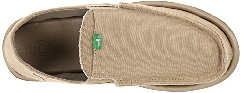 Sanuk Pick Pocket 29418012 Herren Slipper Beige (Tan)
