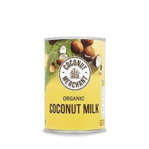 Coconut Merchant   Organic Coconut Milk   6 x 400g