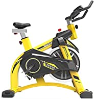 TA Sport Spin Bike, Yellow