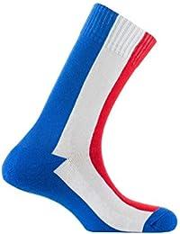 Kindy Chaussettes France spéciales Tous avec les Bleus - couleur - Bleu - Pointure - 31-34