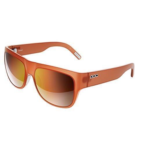 POC Want Gafas de Sol, Unisex Adulto, Naranja (Adamant Orange Translucent), Talla Única
