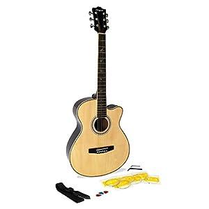 Martin Smith W-401E - Chitarra elettroacustica, colore naturale