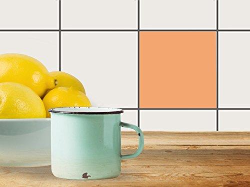 kuchenfolie-dekor-sticker-aufkleber-folie-fliesen-folie-bad-fliesen-wand-deko-10x10-cm-farbe-orange-
