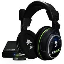 Turtle Beach XP300–Kopfhörer mit Mikrofon, kabellos, Schwarz