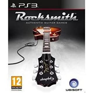 Rocksmith - includes Real Tone Cable [Importación inglesa] (B007KGI9C8) | Amazon price tracker / tracking, Amazon price history charts, Amazon price watches, Amazon price drop alerts