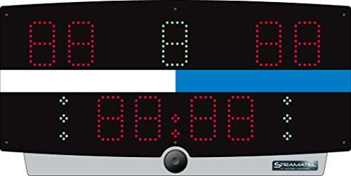 Stramatel® Wasserball-Anzeigetafel W-Top, Akkubetrieb