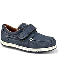Conbuenpie by Cbp - Zapato piel niño azul