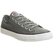 5a863647c28 Converse All Star Ox Femme Chaussures Métallique