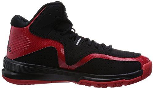 Adidas D Howard 6, Basket-ball men Noir